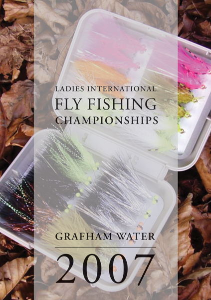 Client: English Ladies Flyfishing Association.
