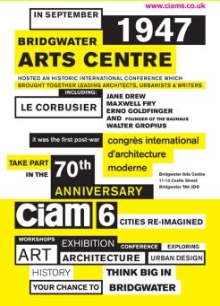 Client: Bridgwater Arts Centre.