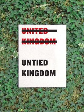 Letterpress - Untied Kingdom